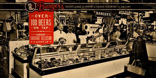 Перейти на Bangers Austin