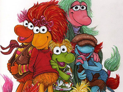 Перейти на The Fraggle Five от Nick Bondra