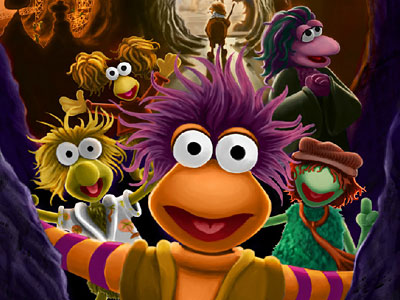 Перейти на Down in Fraggle Rock! от Matt Johnson