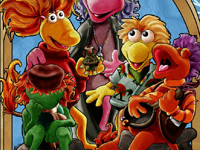 Перейти на 30 Years Down at Fraggle Rock от Amber Keplinger