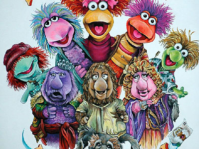 Перейти на Fraggle Rock 30th Anniversary! от Kim Kennedy