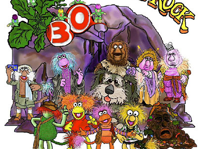Перейти на Fraggle Rocks Celebrates The Big 3-0! от Sheila Cicchi