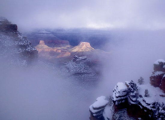 Перейти на Grand Canyon National Park, Arizona