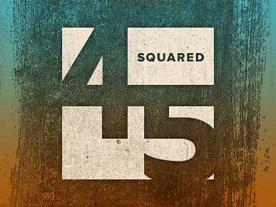 Перейти на Forty Five Squared