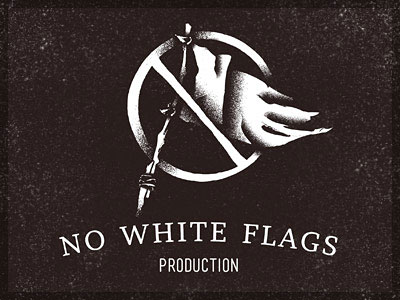 Перейти на No White Flags Production Logo
