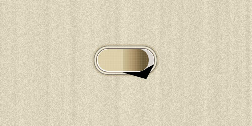 Создаем в фотошопе объемную кнопку с ON/OFF переключением