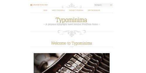 Перейти на Typominima