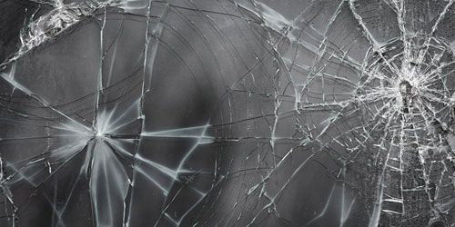 Скачать Cracked Glass Texture