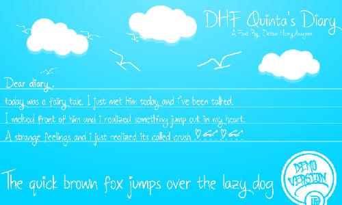 Dhf Quintas Diary Demo