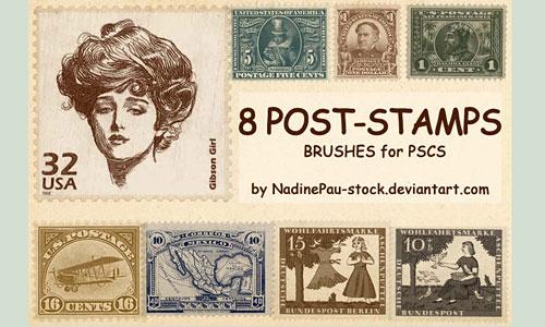 Скачать Old Stamp