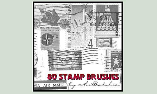 Скачать Vintage Stamps