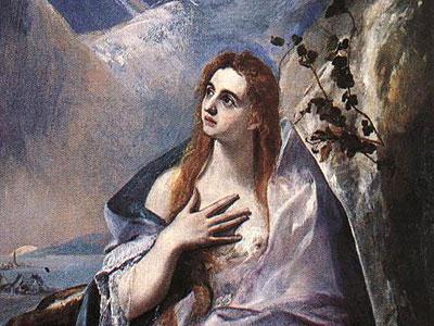Покаяние Марии Магдалины