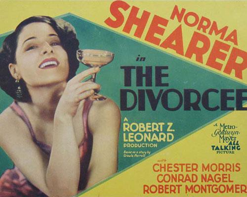 Divorcee, The (The Divorcee) (1930)