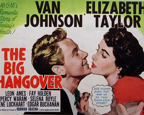 Big Hangover (1950)