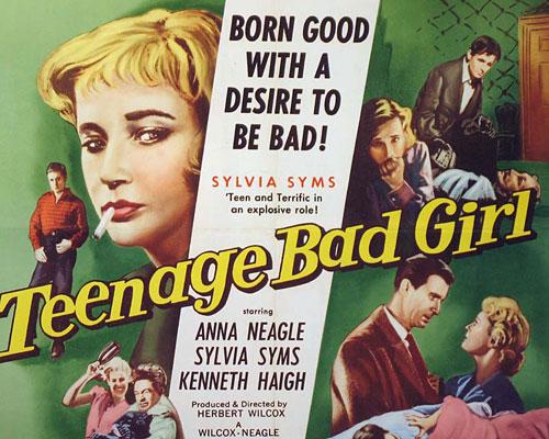 Teenage Bad Girl (1957)