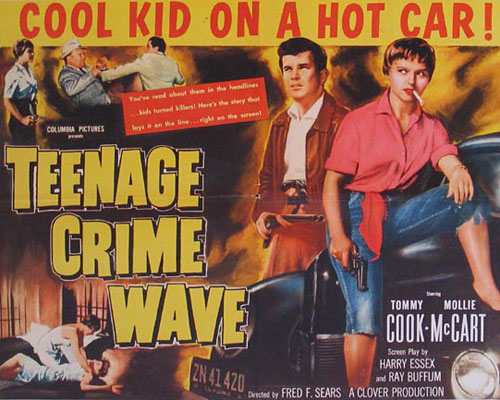 Teenage Crime Wave (1955)