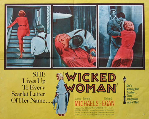 Wicked Woman (1952)