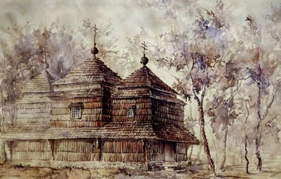 Средневековое фэнтези на акварелях художницы Elwira Pawlikowska