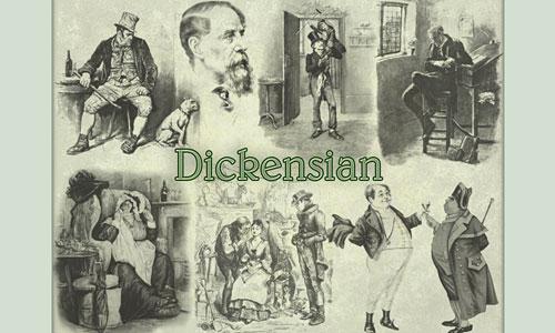 Скачать Dickensian