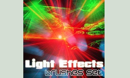 Скачать Light Effects Brushes Set