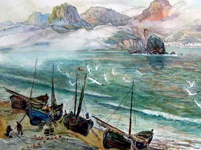 Перейти на Рыбаки