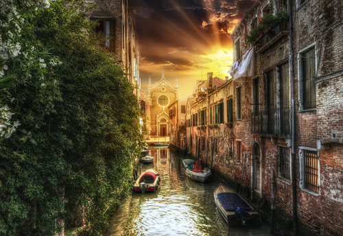 Перейти на Venice Madonna Dell Orto