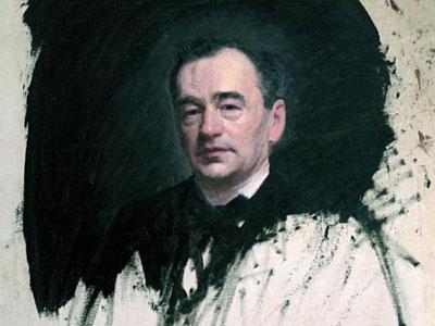 Портрет доктора Карла Андреевича Раухфуса, 1887