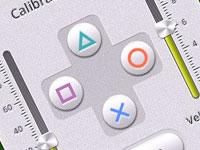 Стильные элементы в оформлении пользовательских интерфейсов за октябрь