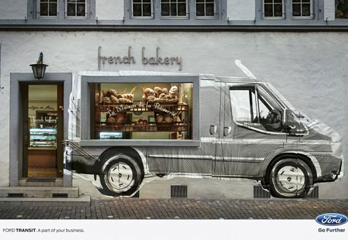 Перейти на Ford Transit Bakery