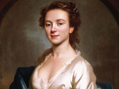 Miss Craigie, 1741
