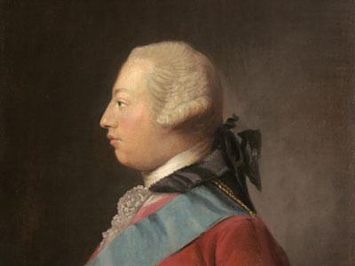 Portrait of King George II