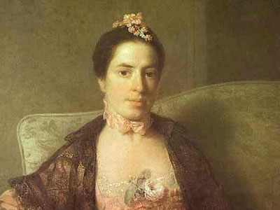 Portrait of Martha, Countess of Elgin, 1762