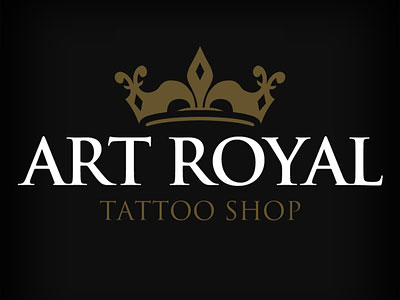 Перейти на Art Royal Tattoo Shop Logo