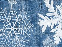 Скачать бесплатно зимние, рождественские и новогодние кисти