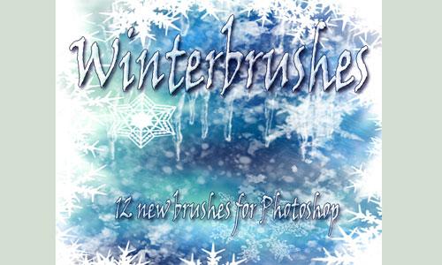 Скачать Winterbrushes