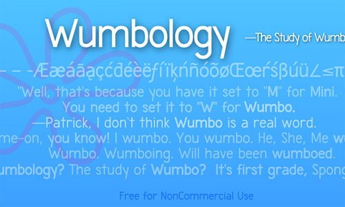 Wumbology