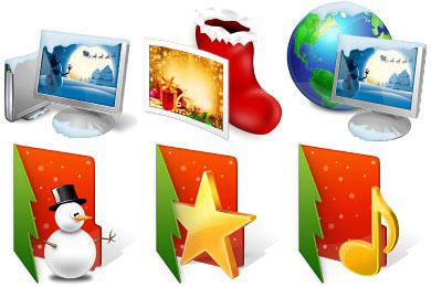 Скачать Christmas Icons