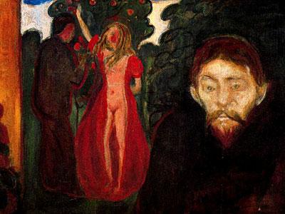 Ревность, 1895
