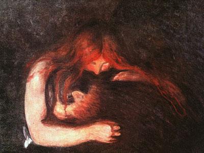 Вампир, 1895