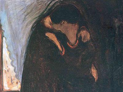 Поцелуй, 1897