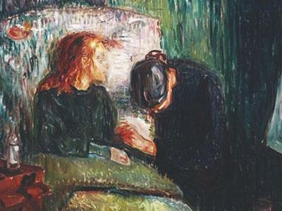Больной ребенок, 1886