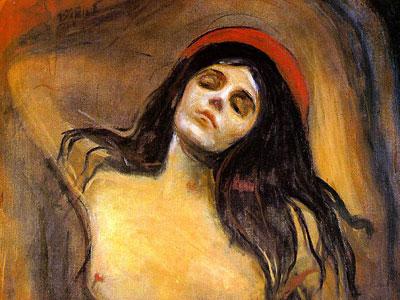 Мадонна, 1894