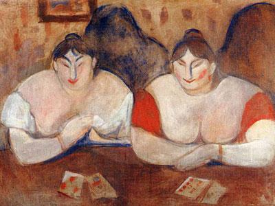 Роза и Амели, 1894