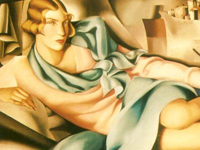 Портрет Арлетт Букар, 1928