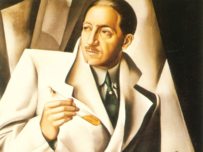 Портрет доктора Букара, 1929