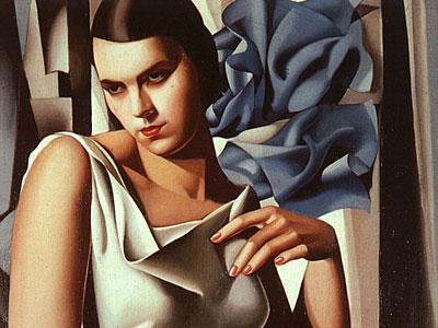 Портрет мадам М, 1930