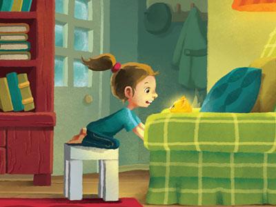 Перейти на Иллюстрация К Детской Книге