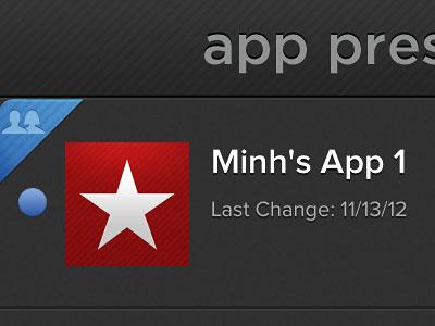 Перейти на App Press Ui