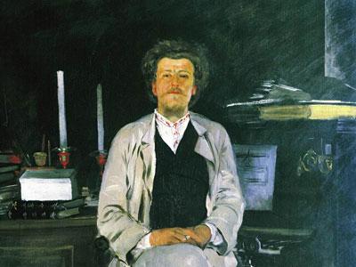 Портрет И.Ф.Тюменева