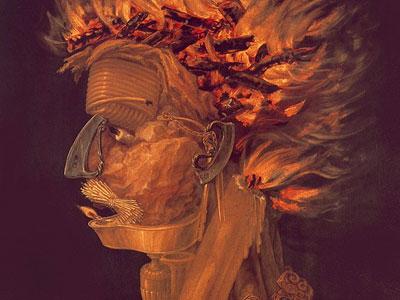 Огонь, 1566
